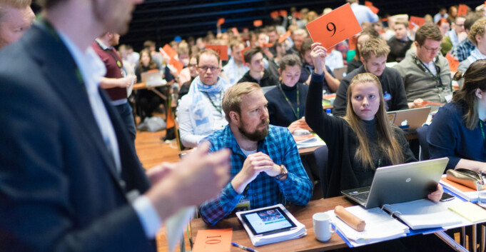 Vervene i Norsk studentorganisasjon bør ikke velges for to år