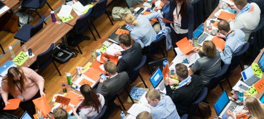 Studentbevegelsen må ta større ansvar for bærekraftsmålene