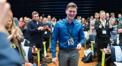 Beldo blir ny leder i NSO