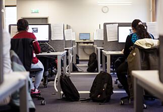 HiOA har leid seg plass til digitale eksamener