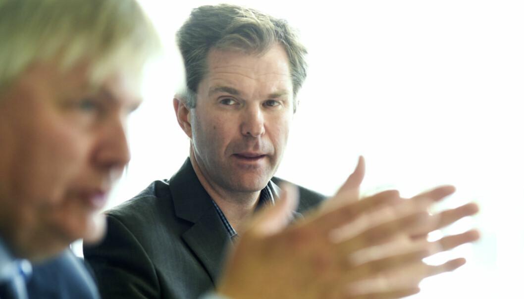 Forskningsrådet er avhengige og uavhengige på en gang, mener administrerende direktør, John-Arne Røttingen.