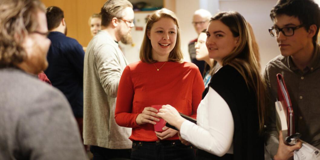 Anne Helene Bakke i Norsk studentorganisasjon er glad for at forslaget om obligatorisk sensorveiledning ser ut til å realiseres.