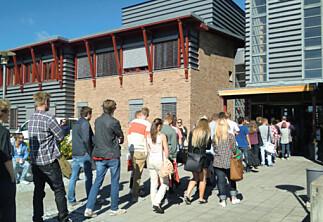 «Det er ikke noe bråk ved Høgskolen i Innlandet»