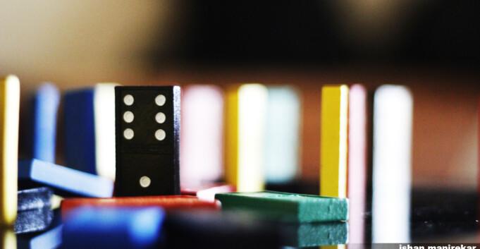 Læringsmiljø og domino