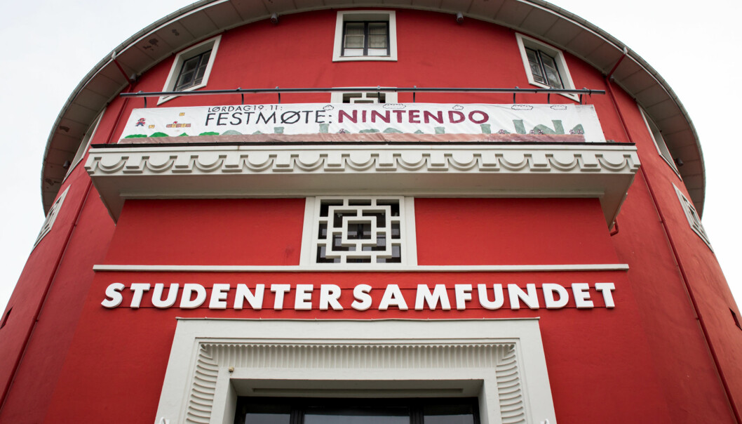 STudentersamfundet i Tronndheim Foto: Henriette Dæhli