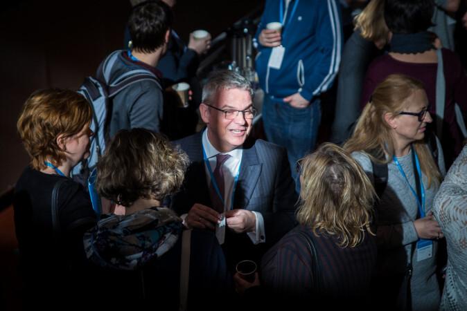 SIU-direktør, Harald Nybølet.