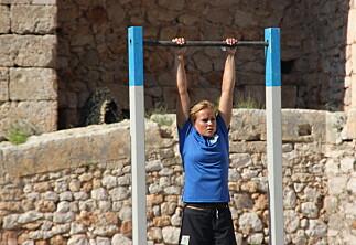 HiOA-Helene ble nummer to i «Mesternes mester»