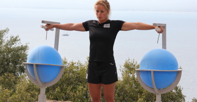 HiOA-Helene er klar for finale i Mesternes mester
