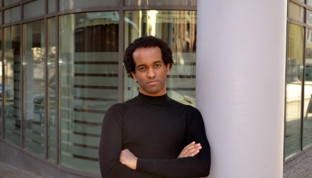 Ingeniørstudent Joel Gianni er kritisk til planene om å flytte fakultetet hans til Lillestrøm. Foto: Privat