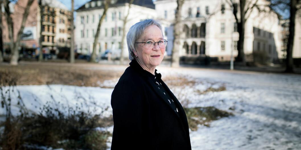 Tidligere rektor ved Høgskolen i Lillehammer er favoritt til rektorstillingen ved Høgskolen i Innlandet, men tillitsvalgt i Hedmark protesterer motprosessen. Foto: Henriette Dæhli