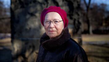 Kathrine Skretting, rektor ved Høgskolen i Innlandet. Foto: Henriette Dæhlie