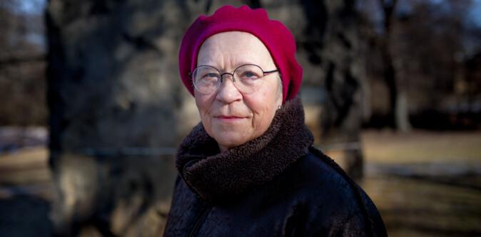 Kathrine Skretting, rektor ved Høgskolen i Lillehammer. Foto: Henriette Dæhli