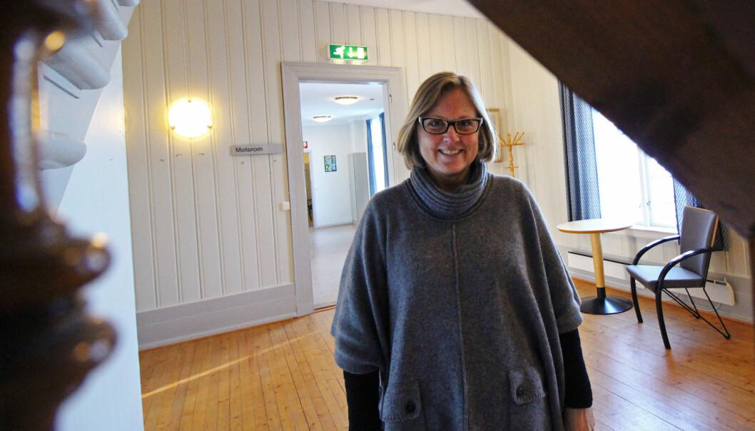 Dekan ved fakultet for Lærerutdanning og internasjonale studier ved OsloMet, Sarah J. Paulson, setter i gang faktaundersøkelse av situasjonen ved landets største barnehagelærerutdanning.