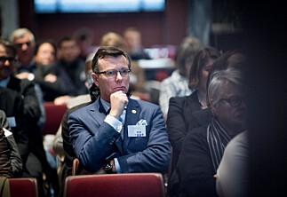 Rektor Olsen i Bergen lover færre midlertidige