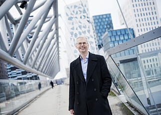 Thøgersen vil søke ny rektorperiode