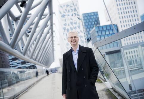 Thøgersen blir NHHs første ansatte rektor