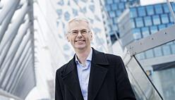 Øystein Thøgersen, ansatt rektor ved Norges Handelshøgskole fra 1. august.