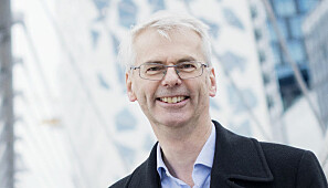 NHH-rektor Øystein Thøgersen. Foto: Siv Dolmen/ NHH