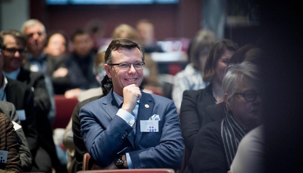 — Det har vært et jevnt og trutt arbeid som nå gir synlige resultater, sier rektor Dag Rune Olsen ved Universitetet i Bergen om UiBs resultater i årets Indikatorrapport fraForskningsrådet.