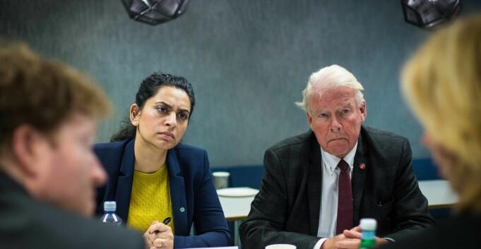 15 Oslo-politikere sitter på skolebenken igjen