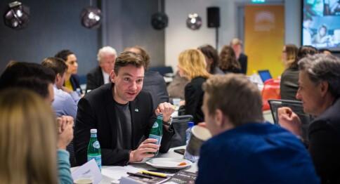 Asheim argumenterer mot medisin i Stavanger