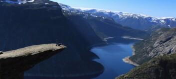 Studenter vil til Norge på grunn av fjell og fjorder