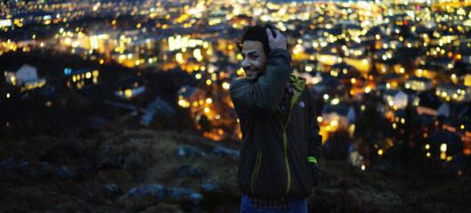 Pranab (24) fra Nepal kom seg til Trondheim til slutt