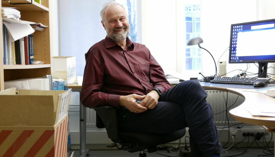 Ivar Johannesen frykter for rekrutteringen til ingeniørfag ved Høgskolen i Oslo og Akershus hvis fakultetet flyttes ut avbyen.