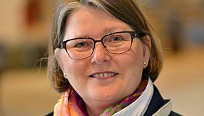 Viserektor Astrid Birgitte Eggen ved Universitetet i Agder har søkt. Foto: UiA