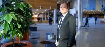 Rektor Henjesand fortsetter fire år til