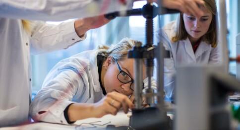 Bare to vil bli oljeingeniør ved NTNU i Trondheim
