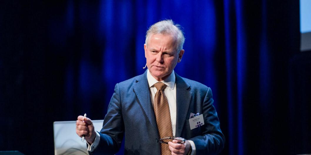 UiO-rektor Ole Petter Ottersen får sterkstøtte på Karolinska Institutet for sitt kandidatur som ny rektorder.