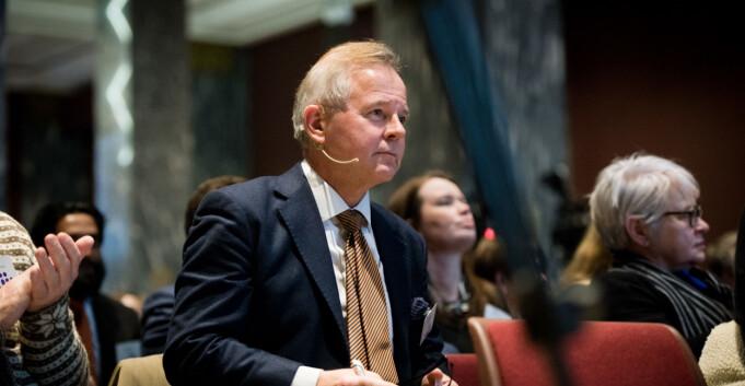 UiO-rektor Ottersen takker nei til rektorjobben i Gøteborg