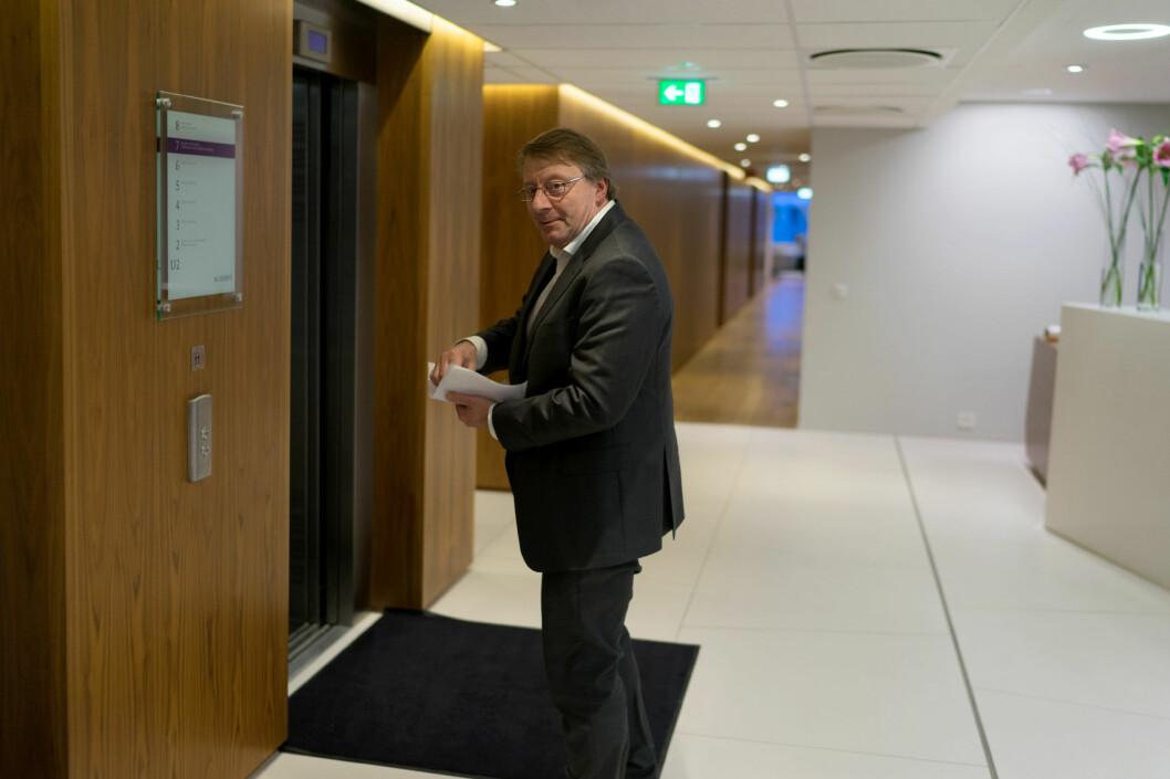 Vidar Strømme, advokat. Foto: Ketil Blom Haugstulen