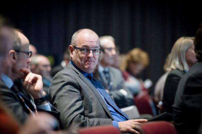NTNU-rektor Gunnar Bovim får kritikk for å starte en utredning. Han sier han skal høre på alle argumenter i saken. Foto: Skjalg Bøhmer Vold