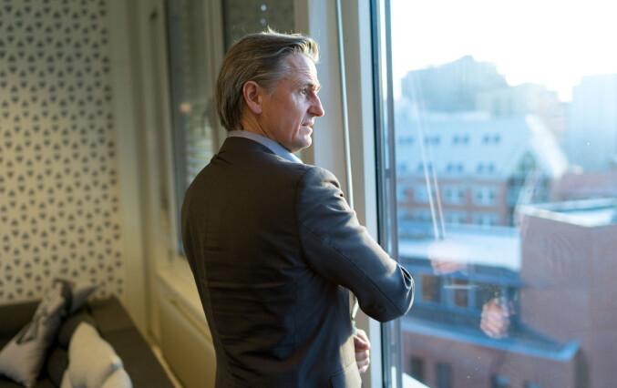 Direktør for digitalisering og infrastruktur ved HiOA, Asbjørn Seim. Foto: Skjalg Bøhmer Vold