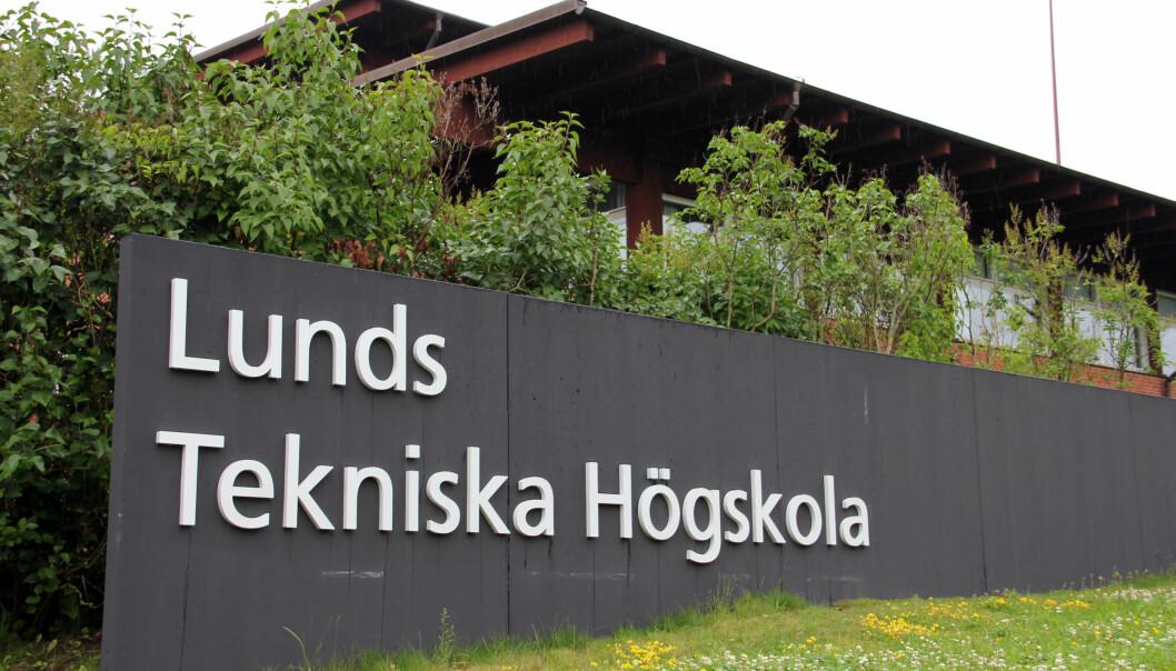 Lunds Tekniska Hgskola, LTH, Krhuset