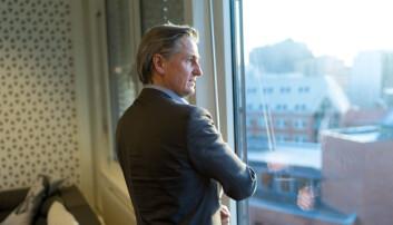 Direktør Asbjørn Seim anbefaler at OsloMet holder seg på Frydenlund, men med satellitter rundt i byen. Foto: Skjalg Bøhmer Vold