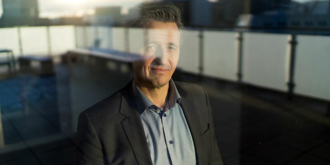 Direktør for digitalisering og infrastruktur ved OsloMet, Asbjørn Seim. Foto: Ketil Blom Haugstulen