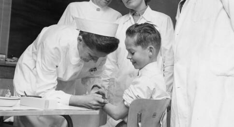 70 år med sprøytestikk, høydemåling og kjærlighet
