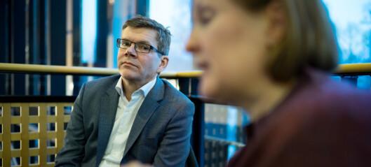Psykologiprofessor: Rektoratet ved UiO har god grunn til bekymring