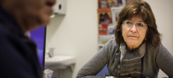 Slutt på helsesøster: Flere menn søkte seg til helsesykepleier, men få kom inn