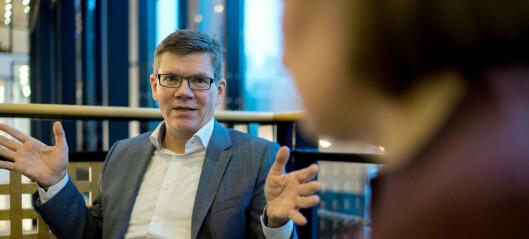 UiO-rektor Stølen vil verken invitere astrologer eller holocaustfornektere