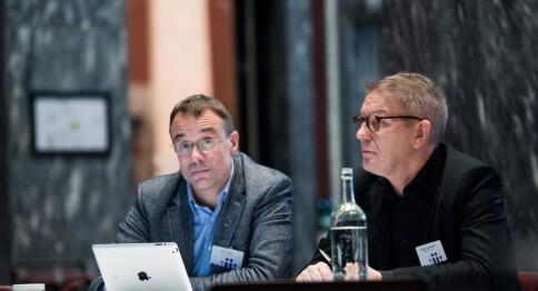 Møtte departementet for å drøfte Campus Kristiansund