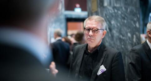 Rektor i Molde går av til sommeren - to år før tiden