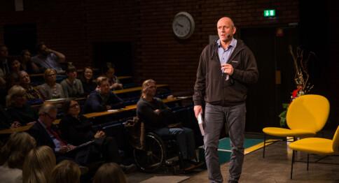Omveltning på teknologi og realfag på Universitet i Oslo