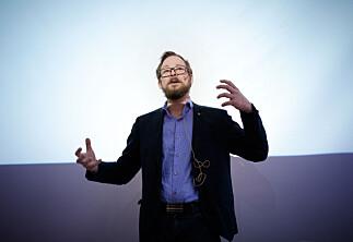 Harald Holone: Vil lytte bedre og være en tydeligere leder