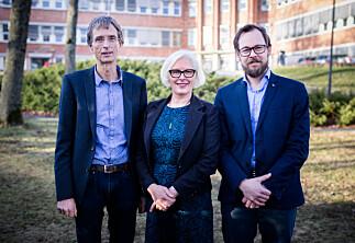 Blir det Hagen, Holone eller Blom? Her er siste valgkamputspill fra rektorkandidatene i Østfold