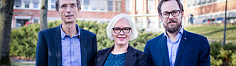 Rektorvalg 2017: Blir det Hagen, Holone eller Blom?
