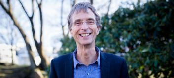 Hans Blom gjenvalgt som rektor i Østfold